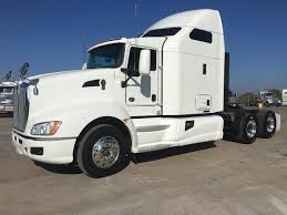 cheap kenworth trucks for sale for sale 55 500 matching 2013 kenworth t660 w 5 500 u0026 5 750