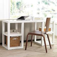 Wooden Desk With Shelves 20 Stylish Home Office Computer Desks