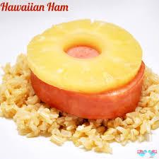 hawaiian ham the love nerds