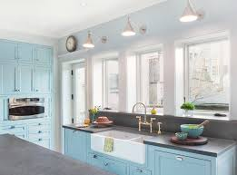 diy farmhouse sink kitchen traditional with concrete counter white