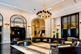 Hotels Interior Starwood Hotels U0026 Resorts Reopens An Art Deco Icon Prince De