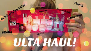 prada black friday black friday ulta haul youtube