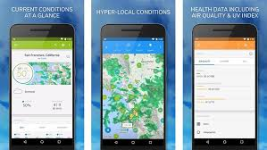 most accurate weather app for android 15 best weather apps and weather widgets for android android