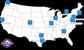 Baseball Map Major League Baseball Tour 2016 Four Seasons Journeys By Maps Com