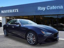 white maserati sedan new maserati and used car dealer oakhurst ray catena maserati