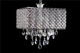 Crystal Drops For Chandeliers Chandeliers With 4 Lights Pendant Light With Crystal Drops In