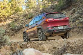 jeep rally car 2014 jeep cherokee trailhawk review long term verdict motor trend