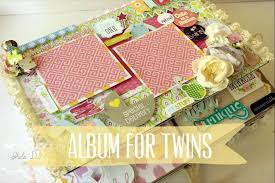 baby album for new borns scrapbook mini album
