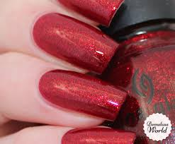 china glaze u2013 ruby pumps u2013 demelza u0027s world