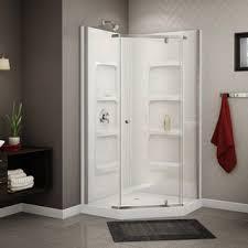 Shower Comfort Shower Stall Kits U2013 Add Some Comfort Bath Decors