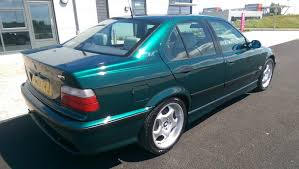bmw e36 m3 4 door bmw m3 e36 that appeared on top gear is up for auction
