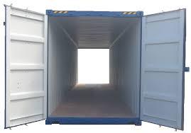 Rent Storage Container - 40 u0027 hi cube double door container rentals u2013 rent storage