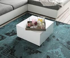 Couchtisch Weiss Design Ideen Couchtisch 60x60 Weiß Fazerfacil Com