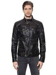buy biker jacket belstaff men clothing leather jackets london available to buy online