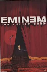 the eminem show album cover poster 22x34 eminem album and slim shady