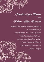 online marriage invitation wedding invitation design online to design your own wedding