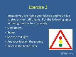 Traffic Light Order презентация на тему