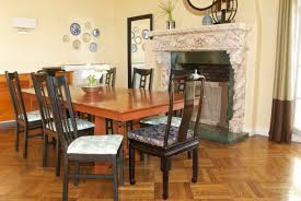 craftsman style dining room table articles with sears ca dining chairs tag winsome craftsman dining