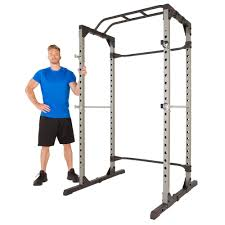 Capacity Fitness Reality 810xlt Super Max Power Cage With 800lbs Weight