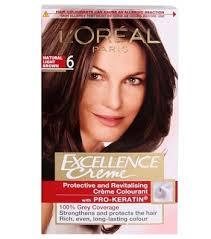 loreal hair color chart ginger l39oreal paris excellence creme triple care hair color 31