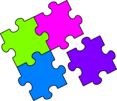 free puzzle powerpoint template clip art library