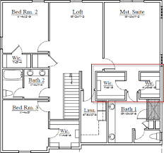 his and bathroom floor plans master bath closet layout options