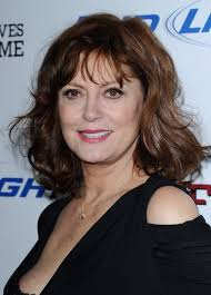 hairstyles for ova 60s susan sarandon wavy hairstyle for women over 60s hairstyles weekly