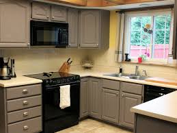 artistic refacing kitchen cabinets with regard to simple steps in