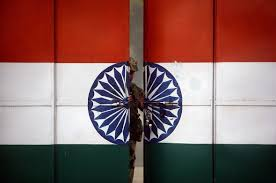 The Flag Of India The Legacy Of Partition 70 Years Of Tensions Between India And