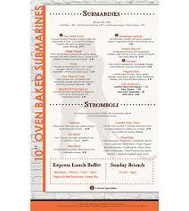 menu salvinos
