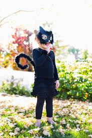 cat suits for halloween do it yourself divas diy black cat costume