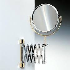 Extendable Magnifying Bathroom Mirror Extendable Magnifying Bathroom Mirror Best Mirrors Ideas On Small