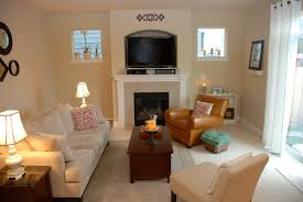 congenial lively living room layout together with large room