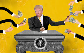 Trump Kumbaya Donald Trump Will Violate The Constitution On Day One The Nation