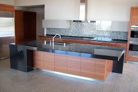 Tile Kitchen Countertop Designs Contemporary Black Granite Kitchen Countertops Awesome Style