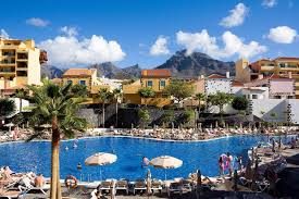 where to stay in adeje tenerife spain hotels with great views