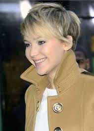 jennifer lawrence short haircut at 945 1312 in jennifer
