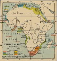 africa map before colonization colonisation of africa africa maps and borders colonisation map