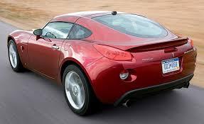 future classics pontiac solstice gxp coupe downshift autos