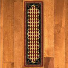 Rooster Runner Rug 2 X 8 High Country Rooster Rectangle Runner Rug Floor Rug