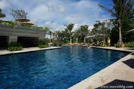 the best pools at the rimba jimbaran ayana part 3 tea with bg