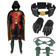 arkham city robin halloween costume robin costumes for adults promotion shop for promotional robin