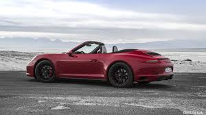 porsche 911 carrera gts 2018 porsche 911 carrera gts cabrio side hd wallpaper 69