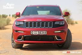 jeep dubai auto trader uae news jeepers creepers the monstrous jeep srt