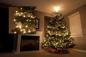 christmas tree with lights how to get your christmas tree lights to sparkle