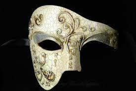 italian masquerade masks phantom of the opera venetian masquerade mask new