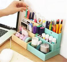 Diy Rustic Desk by Makeup Storage Home Design Diy Makeup Organizer Pinterest Rustic