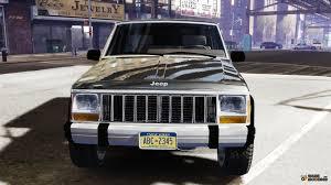 beige jeep cherokee 1992 jeep cherokee for gta 4