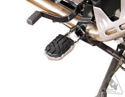 sw motech on road off road convertible footpegs for bmw g650gs u002708