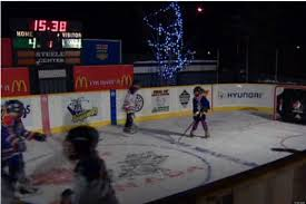 local big time best backyard hockey rinks